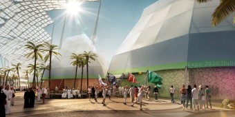 Connect And Inspire At The UAE World Expo Dubai 2020