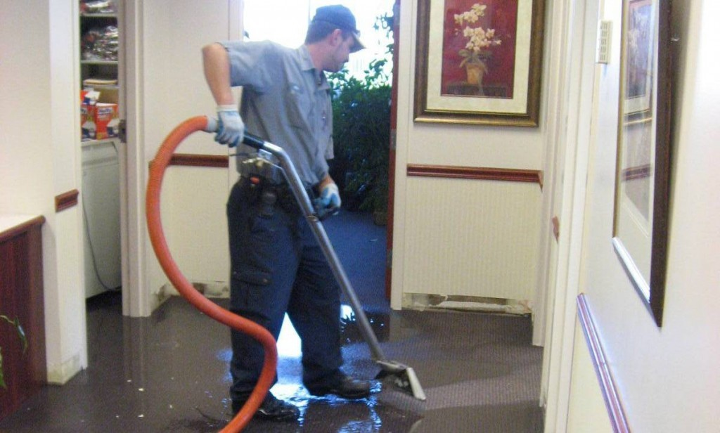 Diego fire & water damage cleanup services