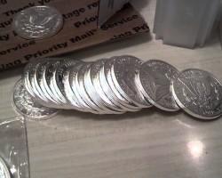 Trading Silver Bullion