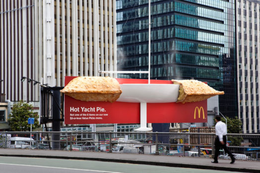 Five Tips For Creating Effective Outdoor Advertisements