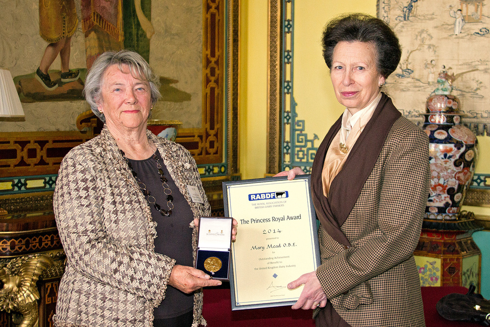 Training Awards By The Princess Royal