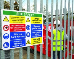 Shun Catastrophic Injuries With Top-Notch Safety Signs