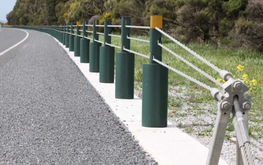 The Benefits Of Green Safety Barriers