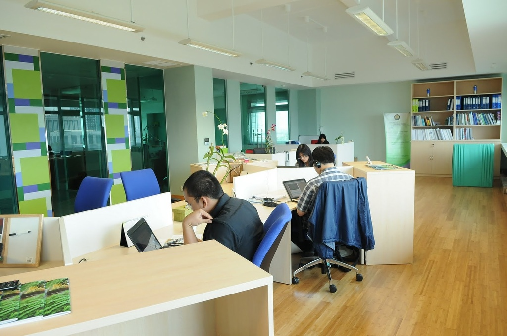 How To Find The Right Firm To Design Your Office Space