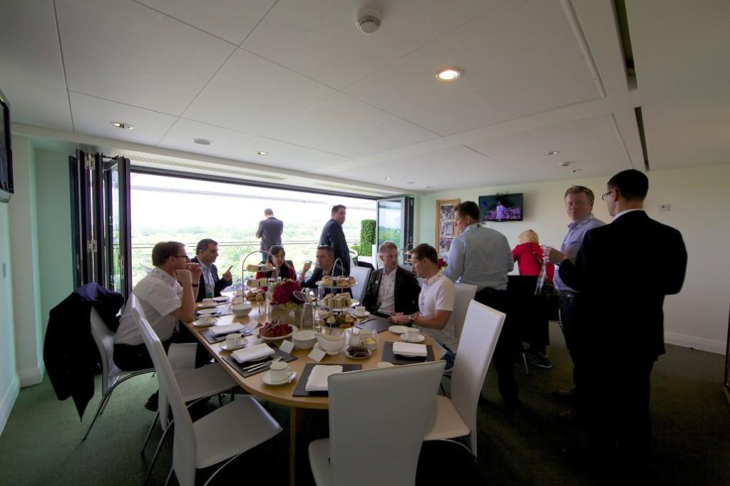 Wimbledon corporate hospitality