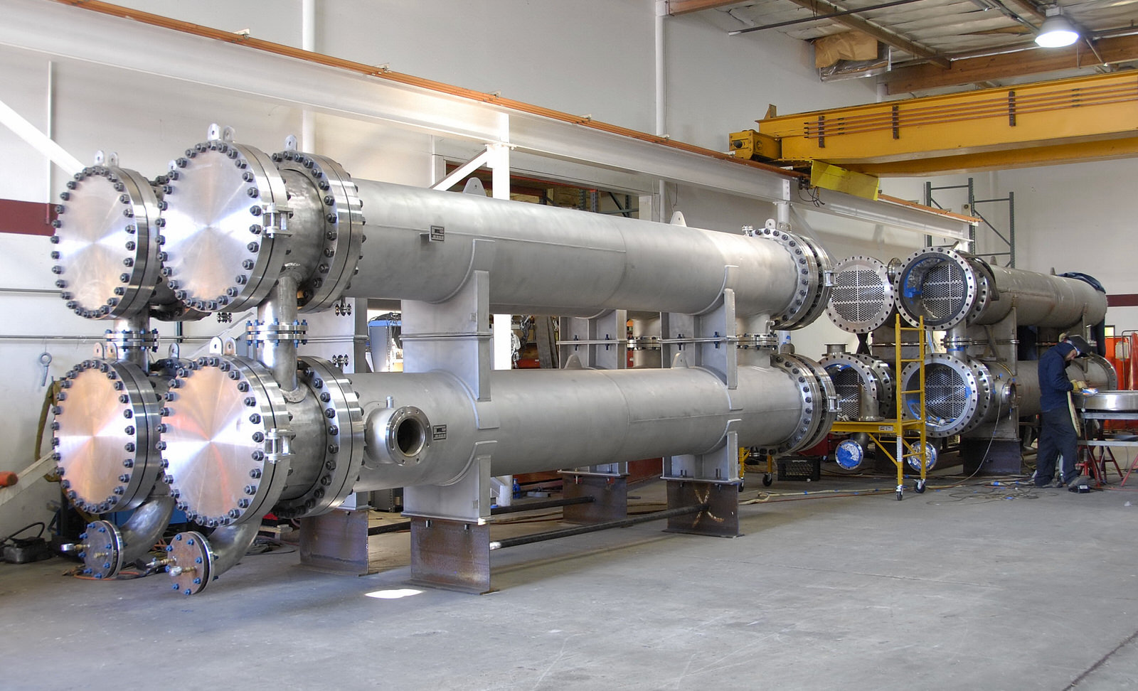 Industrial Heat Exchangers : Everything you need to know about heat exchangers
