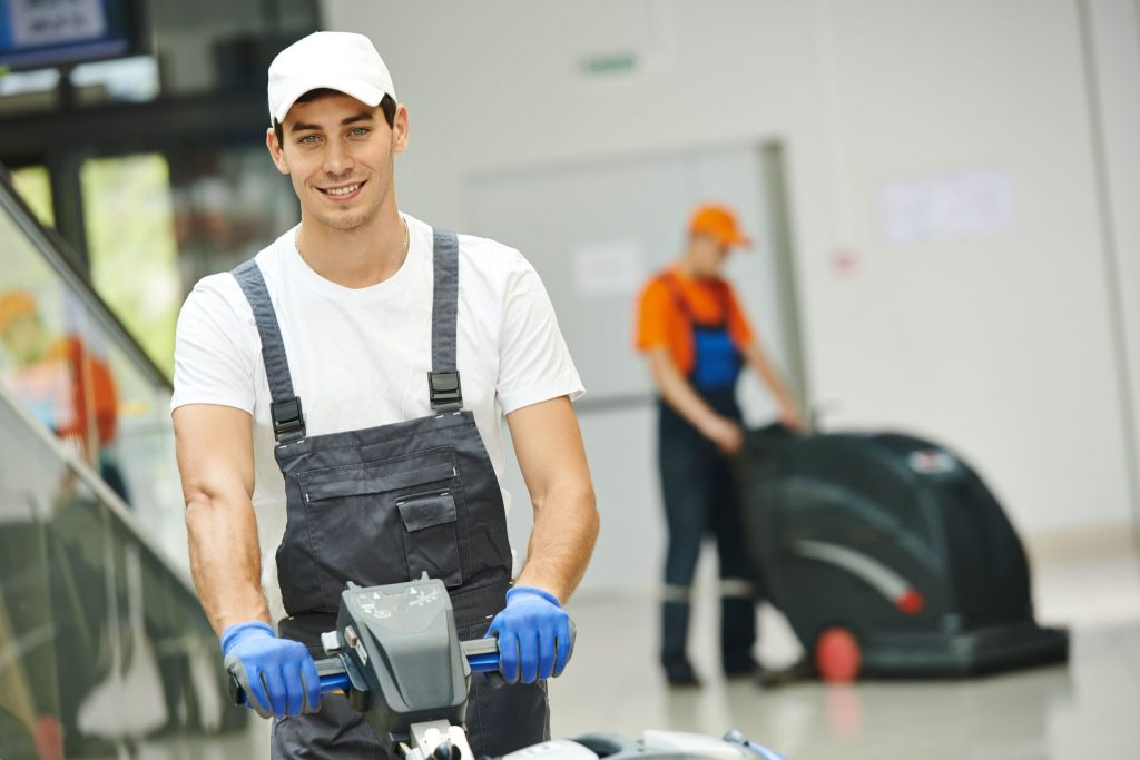 Hire Commercial Cleaning Appliances