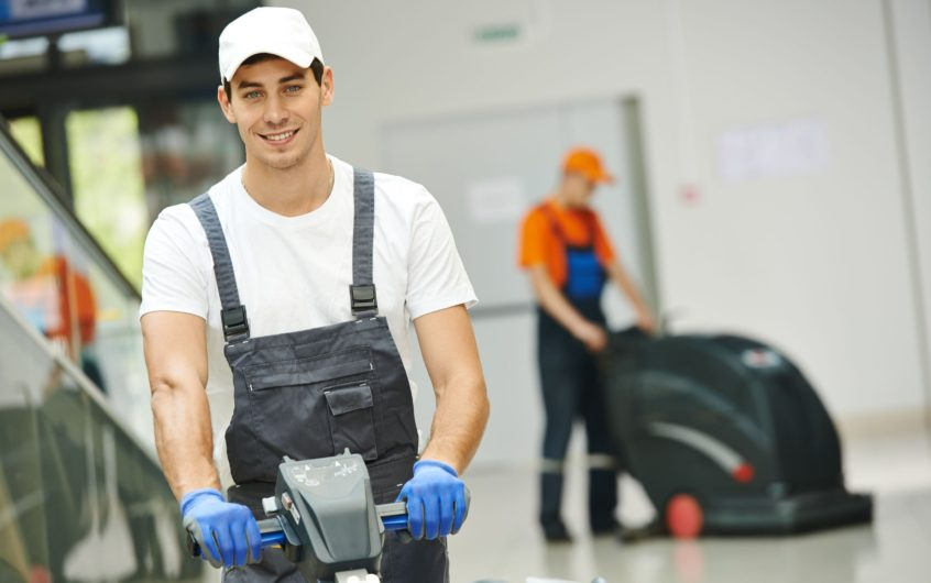 Where To Hire Commercial Cleaning Appliances
