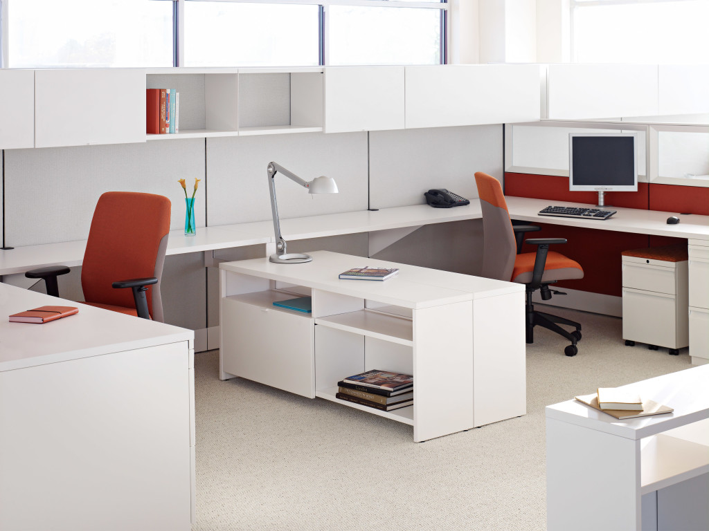 modern furniture can inspire the workplace