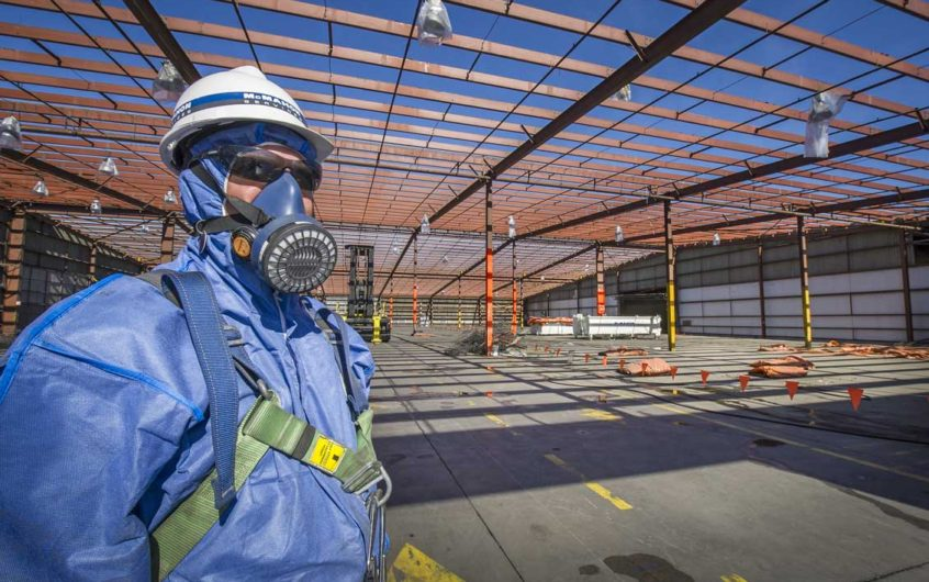 Thinking Of Removing Asbestos? Stop And Call The Experts