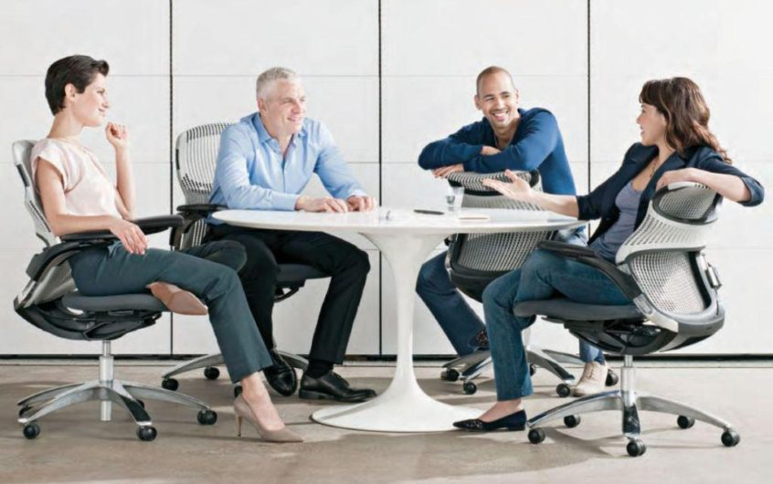 Boosting Productivity With Office Furniture