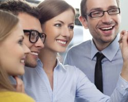 Importance Of Corporate Team Uniting With Activities