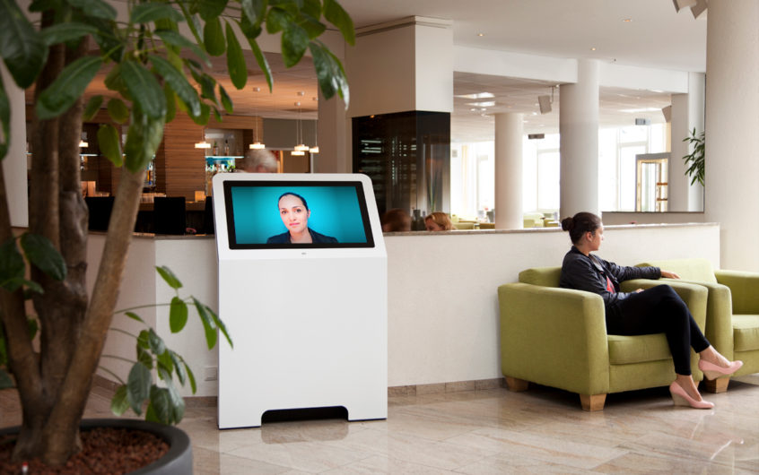 6 Benefits Or Advantages Of Using VMS At The Front Desk Of Your Offices