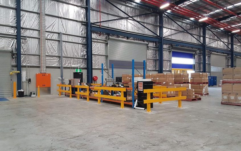 What Are The Benefits Of Safety Barriers At Your Warehouse?