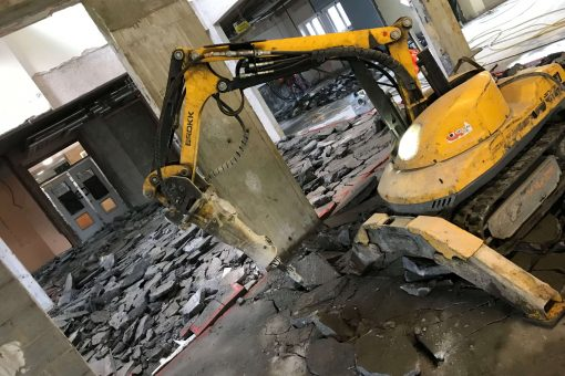 What To Look For When Hiring Demolition Services?